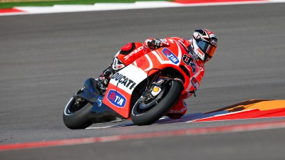 Top10 per il Ducati Team ad Austin