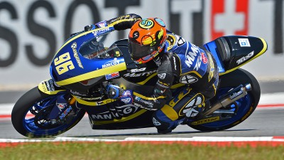 Louis Rossi : « Sur ces motos, le confort n'existe pas »