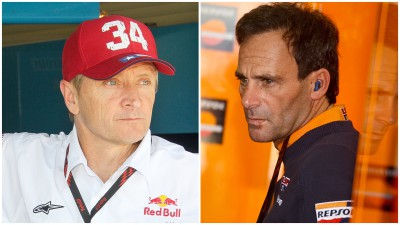 Schwantz and Puig engage in war of words over Pedrosa
