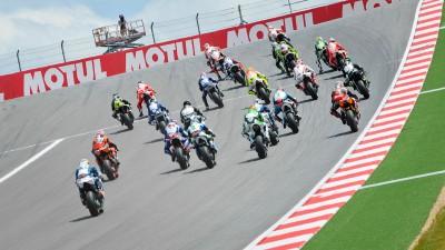 Racing numbers: Gran Premio bwin de España