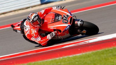 Ducati Team expecting no miracles in Spain
