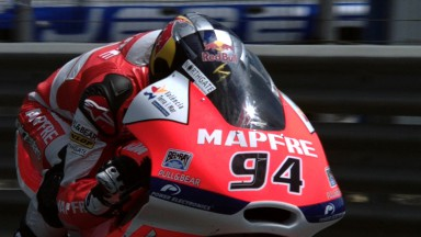 Folger moves ahead in second Jerez practice