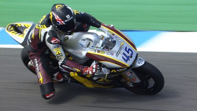 Redding goes top as Jerez practice resumes