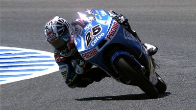 Viñales wins as race is stopped in Jerez