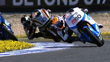Dominant career-first victory for Rabat in Jerez