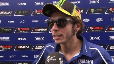 'We have a lot of work to do' - Rossi