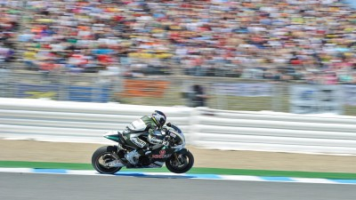 Laverty scores first points on PBM chassis