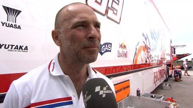 Livio Suppo: 'Pedrosa can be unbeatable'