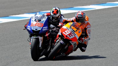 Riders react to dramatic final turn in Jerez