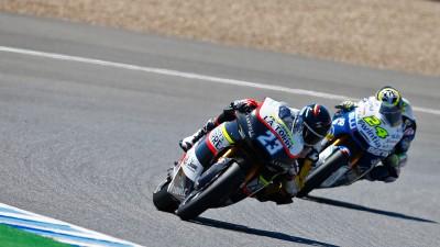 Schrötter - erstes Top-10-Ergebnis in der Moto2™