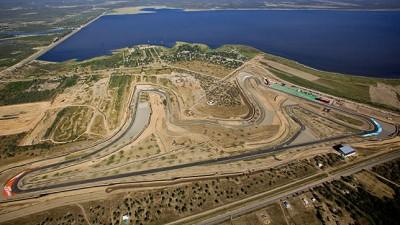 Circuito Termas de Río Hondo: Primo esame approvato