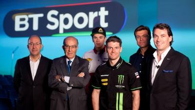 BT Sport e MotoGP™ insieme dal 2014