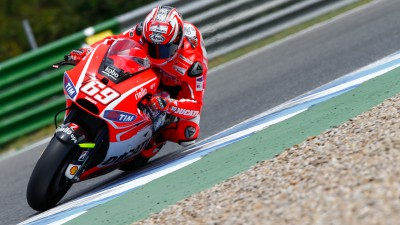 Ducati Team completes setup test at Mugello
