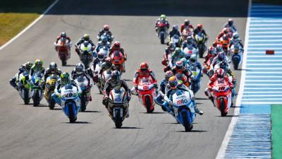Rabat llega a Francia como líder de Moto2™