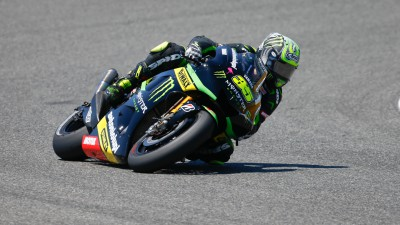 "Poncharal: ""In terms of machinery, Crutchlow is in a good place"""
