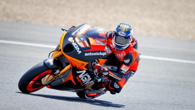 Edwards and Corti upbeat about new parts