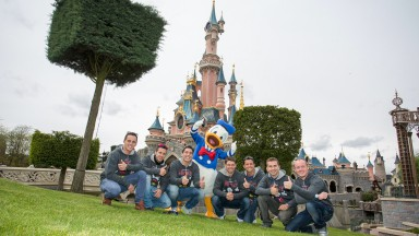 Disneyland Paris and MotoGP™ unite for 'magical' day