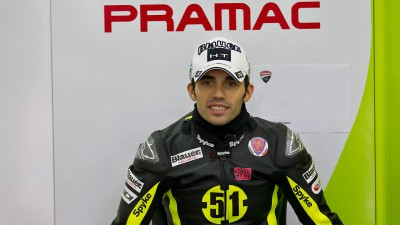 Pirro looks forward to Pramac Racing outing