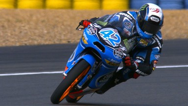 Rins beendet Freitags-Training in Le Mans an der Spitze