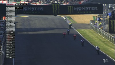 Marquez moves in front as Q2 runners decided