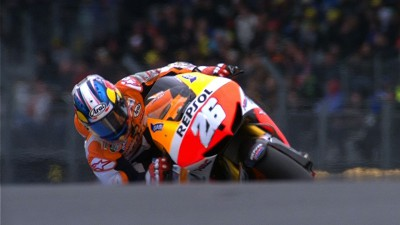 Pedrosa wins drama-filled race at Le Mans