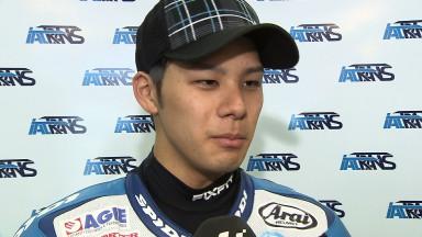 Nakagami, occasione sprecata a Le Mans