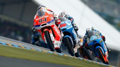 Folger in Le Mans auf Platz vier