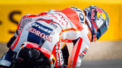 Pedrosa: Racking up the numbers