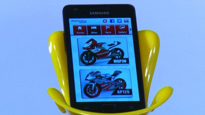 Mahindra Racing launches Android App