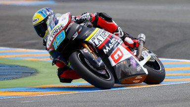 X.シメオンがベルギー史上6人目の表彰台獲得に成功