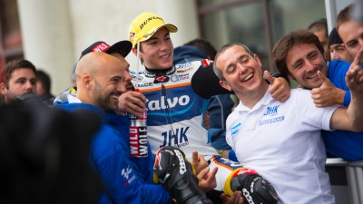Viñales talks rivals, strategy and a new calm
