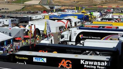 スペイン選手権:第2戦の舞台はモーターランド・アラゴン