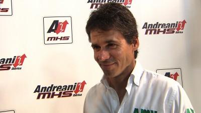 A.クリビーレがヘレスの最終コーナーを見解