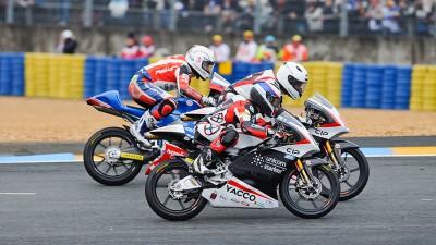 Le CIP Moto3 s'est rassuré au Mans