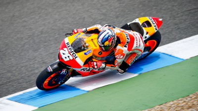 Optimism all round at Repsol Honda Team