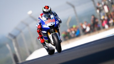 Lorenzo insists 'we have to be calm'