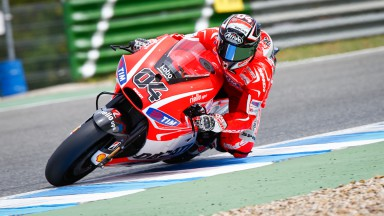 Ducati Team trio prepares for home race