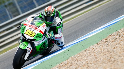 Bautista and Gresini buoyed by advancements