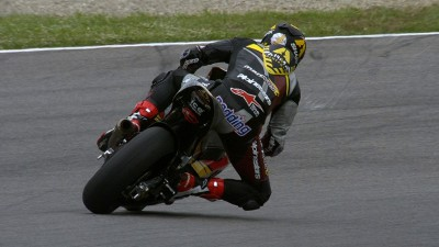 Confident Redding sweeps to Italian pole
