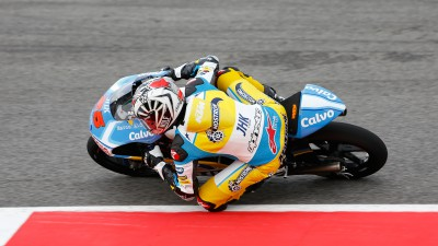 Viñales toppt Mugello-Warm-up