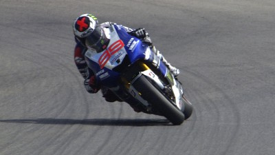 Lorenzo completes hat-trick of Mugello wins