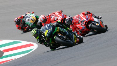 A positive outcome for Crutchlow and Smith
