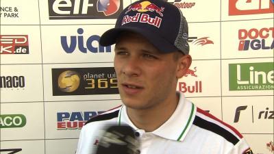 Bradl iguala melhor resultado da carreira com quarto posto