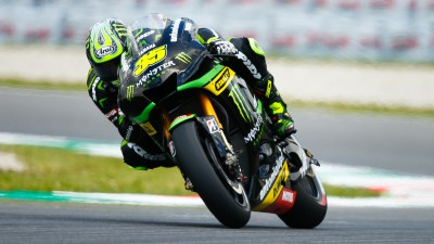 Yamaha to auction off Crutchlow leathers for Feed The Children Oklahoma Relief Fund