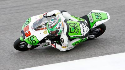 Antonelli opens account for 2013