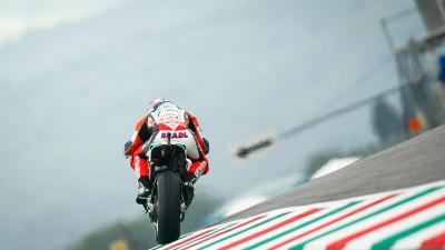 S.ブラドルが2年連続してムジェロで自己最高位タイ