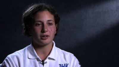 16歳のレディースライダー、アナ・カラスコ
