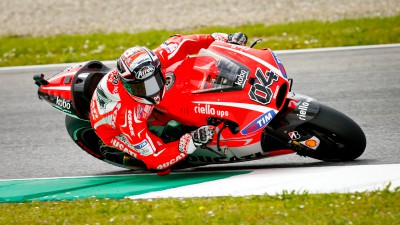 Ducati Team hopes for the best in Barcelona