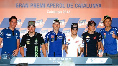 Press Conference: Countdown to Catalunya