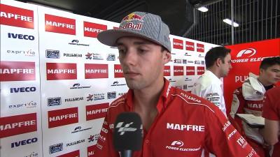 Jonas Folger nimmt nicht am Catalunya-GP teil